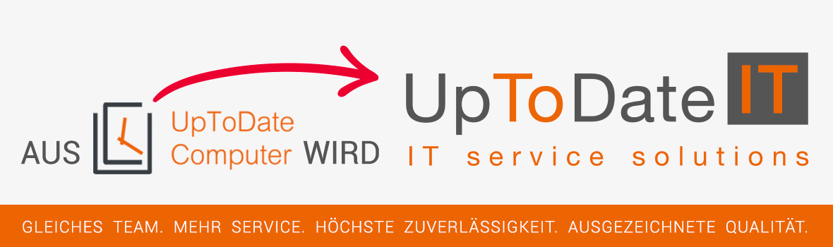 Logo wechsel von Computer nach IT